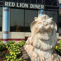 Photo taken at Red Lion Diner by Patty N. on 6/20/2012