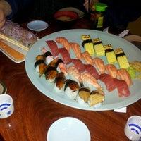 Photo taken at Sushi Tomi by Joe F. on 3/16/2012