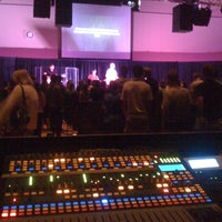 Photo taken at Beaverton Foursquare Church by Doug B. on 9/9/2012