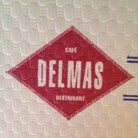Photo taken at Café Delmas by Mourad Z. on 4/30/2012