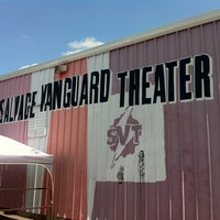 Photo taken at Salvage Vanguard Theater by Ben T. on 6/16/2012