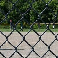 Photo taken at Wea Baseball/Softball Fields by Melissa H. on 4/23/2012