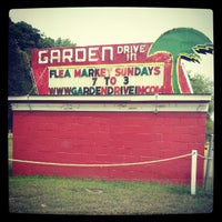 Photo taken at Garden Drive In by Stacy D. on 9/2/2012