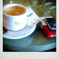 Photo taken at EXCELSO Café by salepo s. on 3/11/2012