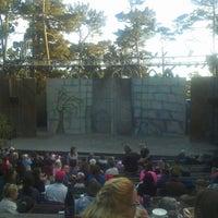 Photo taken at Forest Theatre by Matt D. on 9/9/2012