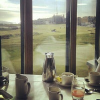 Photo taken at Old Course Hotel Golf Resort & Spa by Andrew G. on 5/16/2012