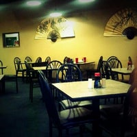 Photo taken at Lucys Chinese Food by Beentheredoingthat on 5/3/2012
