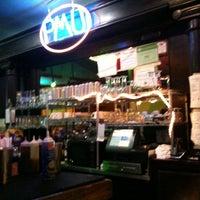Photo taken at Pick Me Up Café by CJ U. on 5/7/2012
