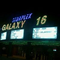 Photo taken at AMC Starplex Cinemas Galaxy 16 by Joe L. on 2/5/2012