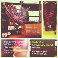 Photo taken at Starbucks by Raquel M. on 9/4/2012