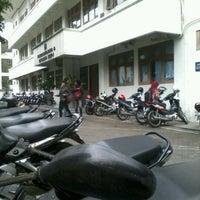 Photo taken at Fakultas Geografi by Mira A. on 3/16/2012
