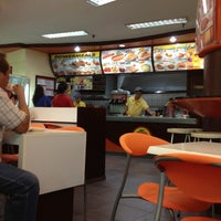 Photo taken at Orange Brutus by RyanNeil B. on 9/3/2012