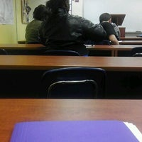 Photo taken at Monroe College - King Hall by SIP-SET on 4/5/2012