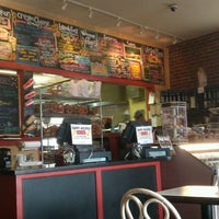 Photo taken at Yorgo's Bageldashery by Rob R. on 4/4/2012
