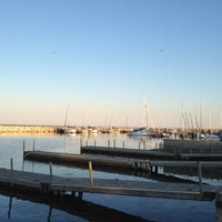Photo taken at Sheboygan Harbor Center Marina by Frances G. on 7/12/2012