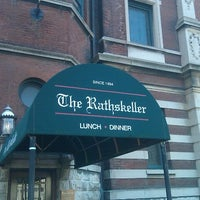Photo taken at The Rathskeller by Zachery F. on 2/2/2012