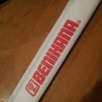 Photo taken at Benihana by John L. on 5/14/2012
