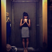 Photo taken at Levi's Store by Anna S. on 9/1/2012
