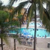 Photo taken at Costa Club Punta Arena Hotel by Ulises H. on 6/23/2012