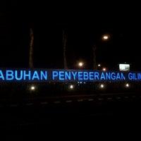 Photo taken at Pelabuhan Gilimanuk by Elfryanti L. on 8/19/2012