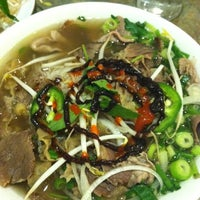 Photo taken at Pho Van Restaurant by Pinky L. on 8/26/2012