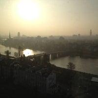 Photo taken at Adina Apartment Hotel Frankfurt Neue Oper by Bernd M. on 3/27/2012