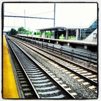 Photo taken at NJT - Hamilton Station (NEC) by Seth G. on 6/19/2012