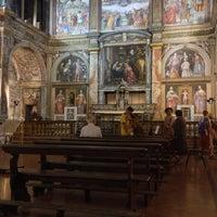 Photo taken at Chiesa di San Maurizio al Monastero Maggiore by Danilo P. on 7/26/2012