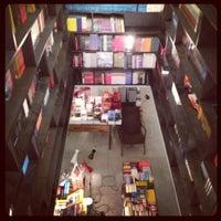 Photo taken at Livraria da Vila by Fernando L. on 6/7/2012