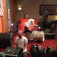 Photo taken at Ultrasuede Studio by Bill G. on 6/20/2012