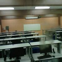 Photo taken at Laboratorio de Computo de Ciencias Básicas by Marta G. on 3/22/2012