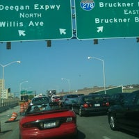 Photo taken at Willis Avenue Bridge by Dj S. on 7/6/2012