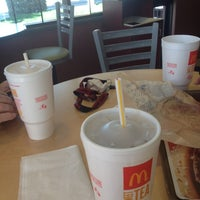 Photo taken at McDonald's by Alfred B. on 3/4/2012