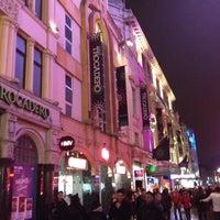 Photo taken at London Trocadero by Rafael B. on 3/17/2012
