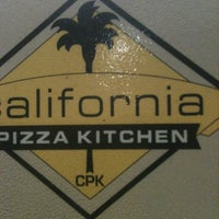 Photo taken at California Pizza Kitchen by April V. on 4/25/2012