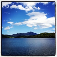 Photo taken at Lake Placid Lodge by Dan L. on 5/21/2012