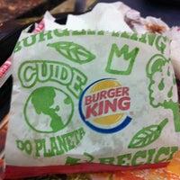 Photo taken at Burger King by Rafael L. on 5/29/2012