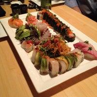 Photo taken at Nama Sushi Bar by Echo O. on 3/7/2012