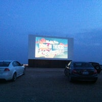 Photo taken at Stars & Stripes Drive-In Theatre by Bryan H. on 6/6/2012