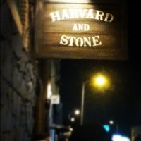 Photo taken at Harvard & Stone by Tyler M. on 5/12/2012