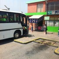 Photo taken at Terminal de Buses La Calera by Ricardo P. on 2/11/2012