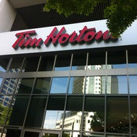 Photo taken at Tim Hortons by Victor J. on 5/27/2012