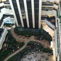 Photo taken at Embassy Suites by Hilton San Diego Bay Downtown by Uriel G. on 4/12/2012