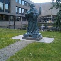 Photo taken at Erasmus University Rotterdam (EUR) by Natasya L. on 6/26/2012