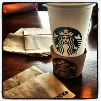 Photo taken at Starbucks by Jo on 8/1/2012