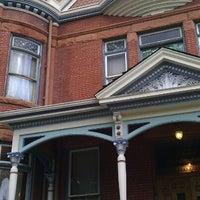 Photo taken at The Lumber Baron Inn and Gardens by Miranda R. on 7/16/2012