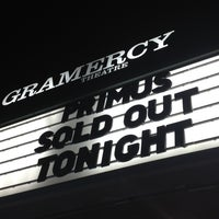 Photo taken at Gramercy Theatre by Brian K. on 2/10/2012
