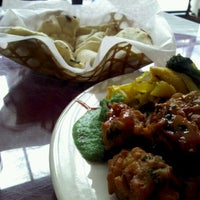 Photo taken at Mirch Masala by PiperVsPiper on 4/3/2012