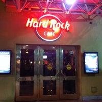 Photo taken at Hard Rock Cafe by Jorge V. on 7/6/2012