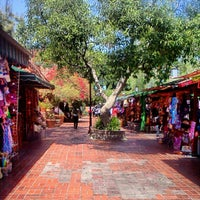 Photo taken at Olvera Street by Antonio T. on 7/25/2012